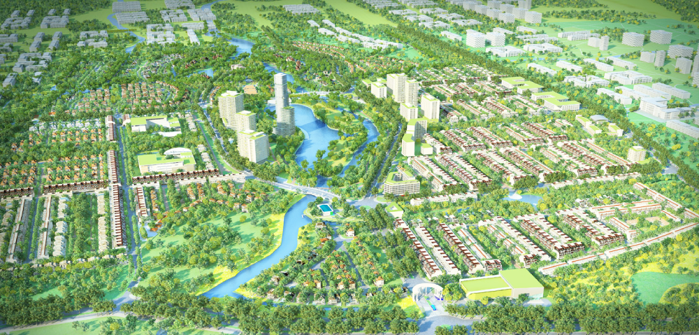 Hưng Yên lập quy hoạch Khu đô thị rộng 219 ha ở Mỹ Hào