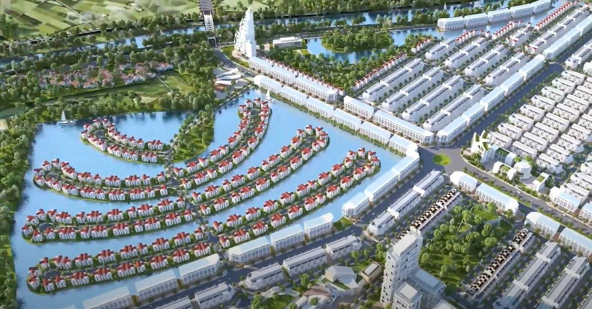 Khu đô thị 1,4 tỷ USD của Vinhomes ở Hưng Yên điều chỉnh quy hoạch