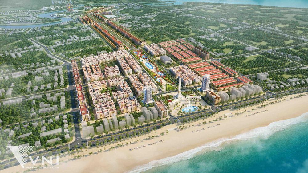 Thanh Hóa giao doanh nghiệp 60,4ha đất xây khu đô thị tại huyện Thọ Xuân