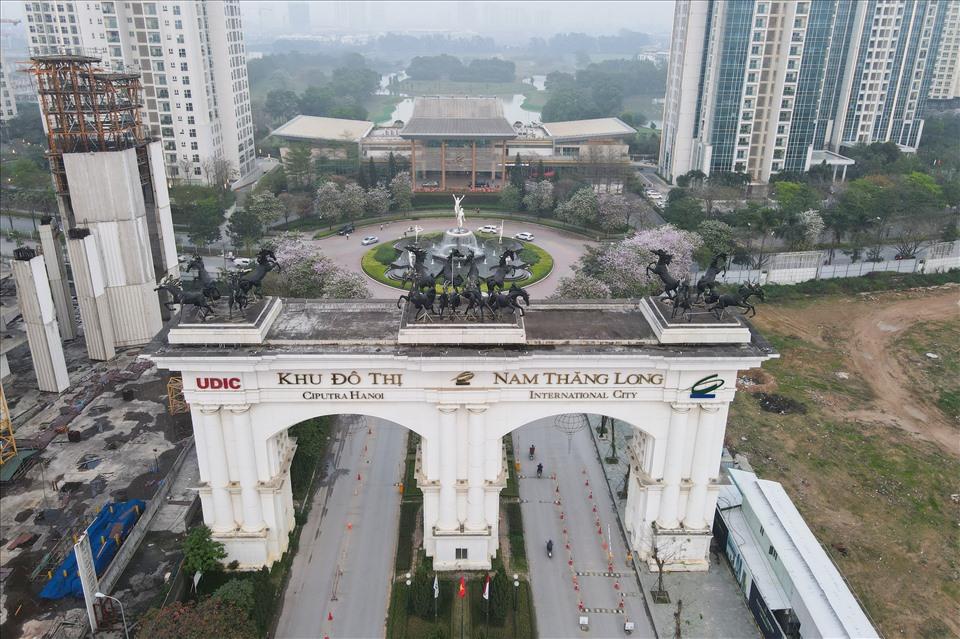 """Hà Nội """"lúng túng"""" chuyển nhượng một phần dự án Khu đô thị Ciputra"""