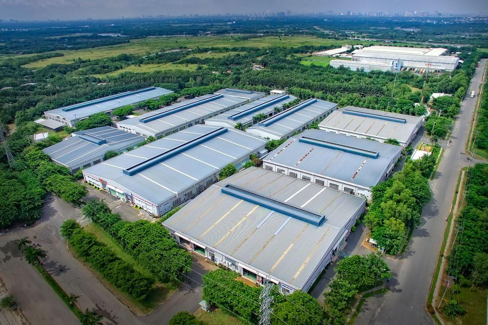 Bất chấp dịch Covid-19 bùng phát, bất động sản công nghiệp vẫn hút mạnh vốn ngoại