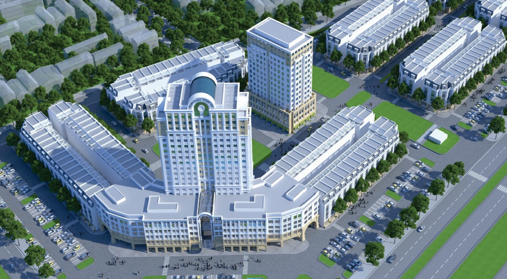 Thanh Hóa xây tổ hợp 50 tầng hơn 3.000 tỷ ở Sầm Sơn