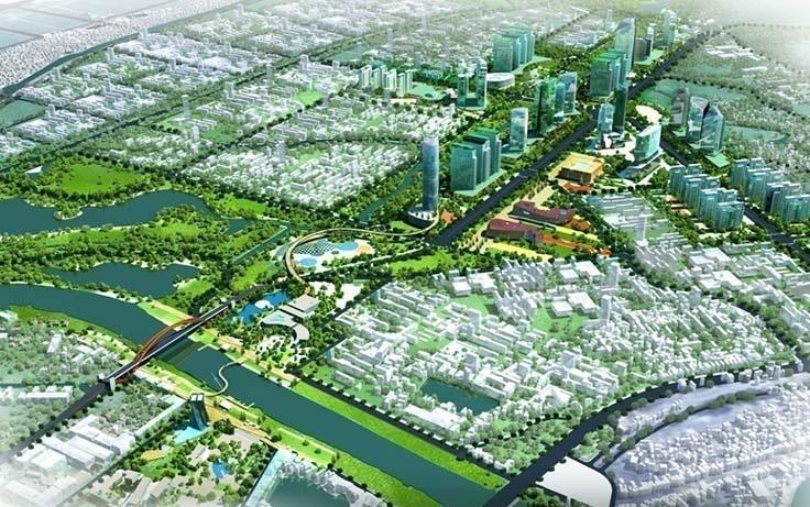 Bắc Giang: Xây Khu đô thị nghỉ dưỡng rộng 60ha