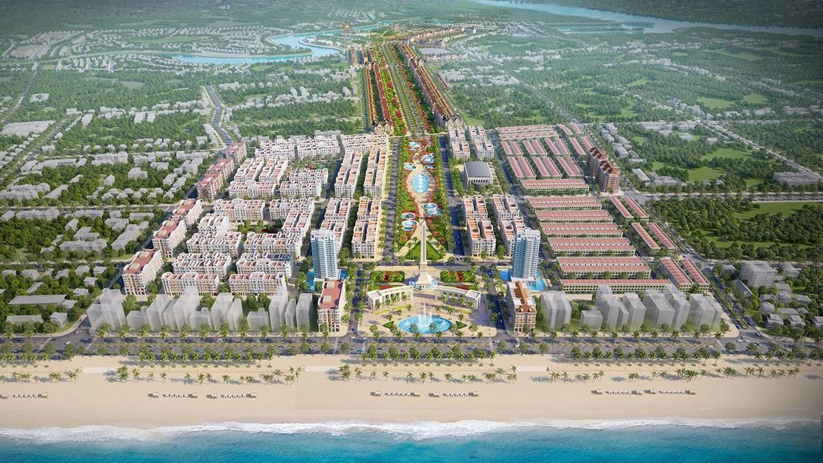 """Nhiều hạng mục tại """"siêu dự án"""" 1 tỷ USD của Sun group ở Thanh Hóa được điều chỉnh nâng tầng"""