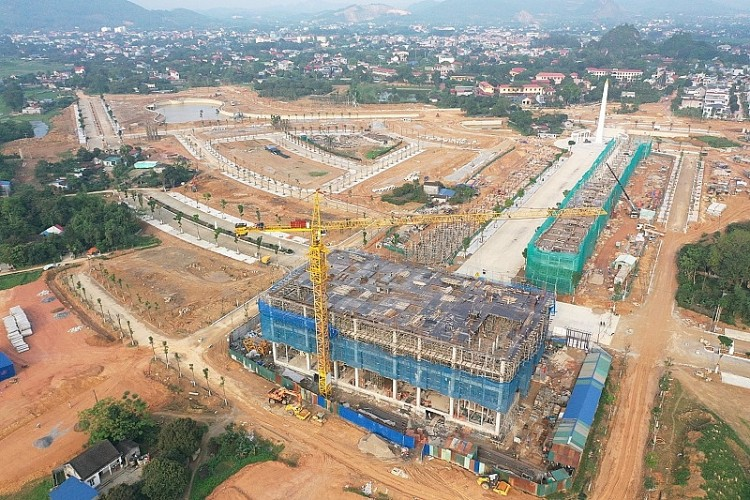 Danko xây khu đô thị hơn 1.000 tỷ đồng ở Vĩnh Phúc