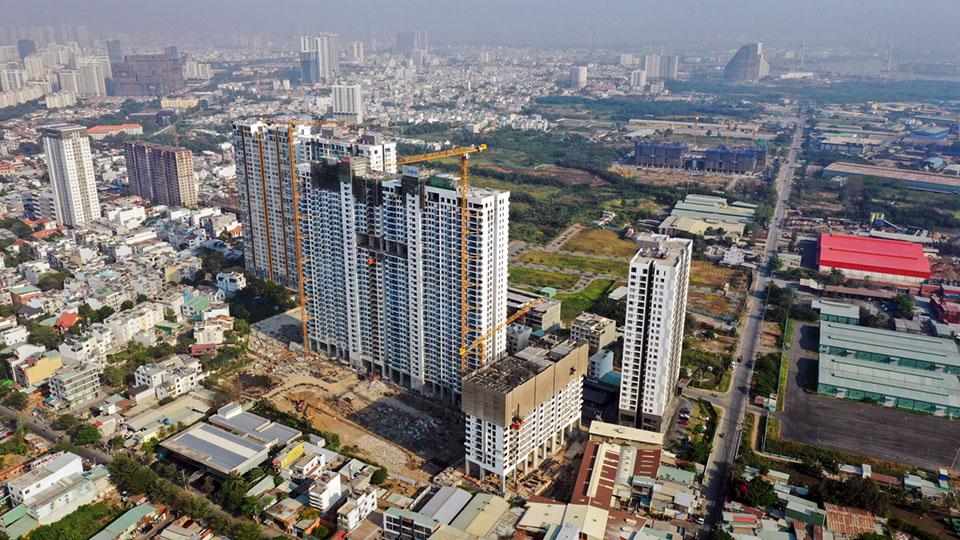 """Thị trường căn hộ dịch vụ được """"cứu"""" từ phát triển công nghiệp"""