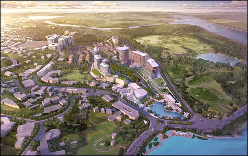 """""""Siêu dự án"""" hơn 25.000 tỷ đồng ở Lâm Đồng bị buộc chứng minh nguồn vốn"""