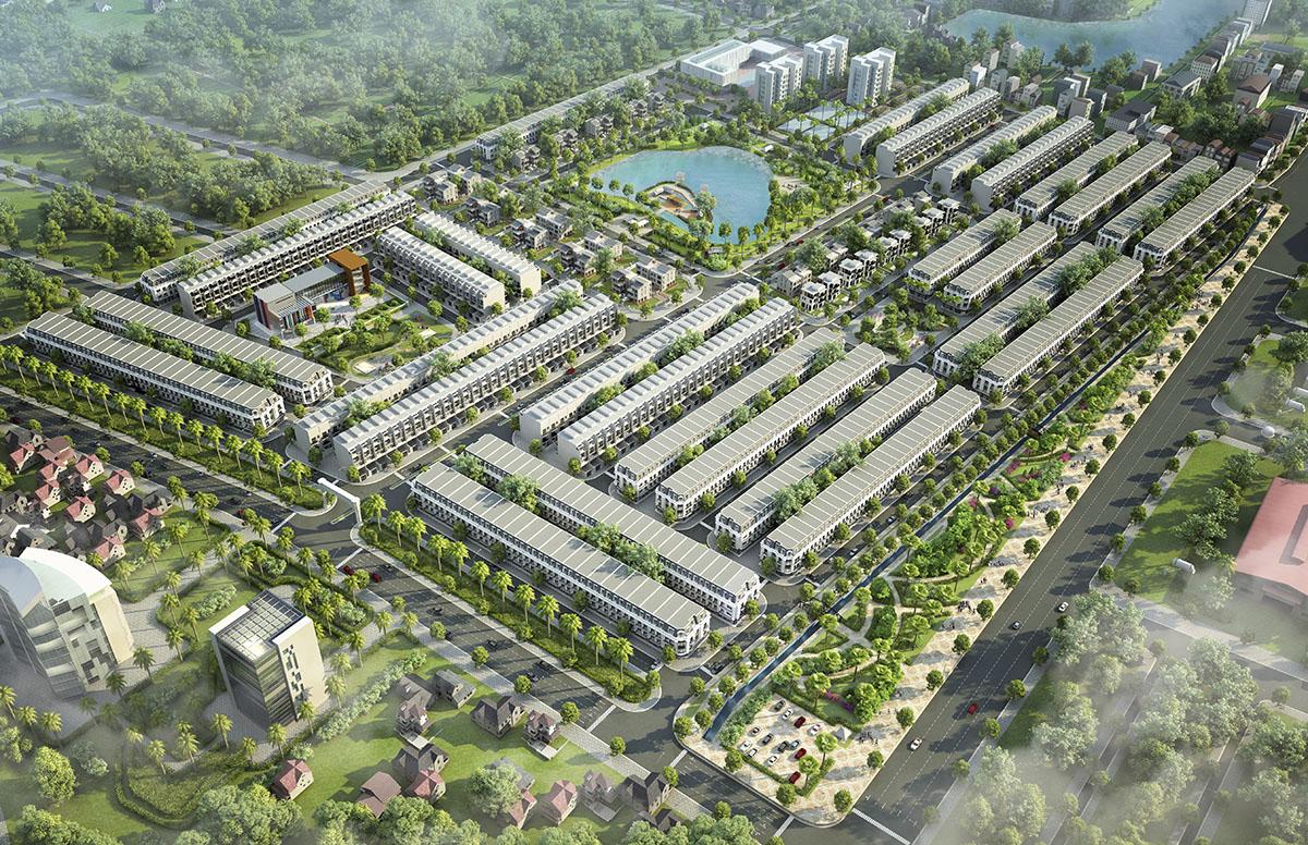 Xây khu đô thị rộng 33ha ở Bắc Giang