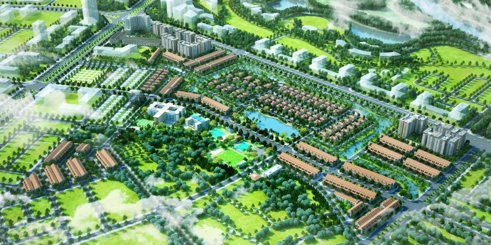 Thanh Hóa có thêm khu đô thị 48ha ở huyện Hoằng Hóa