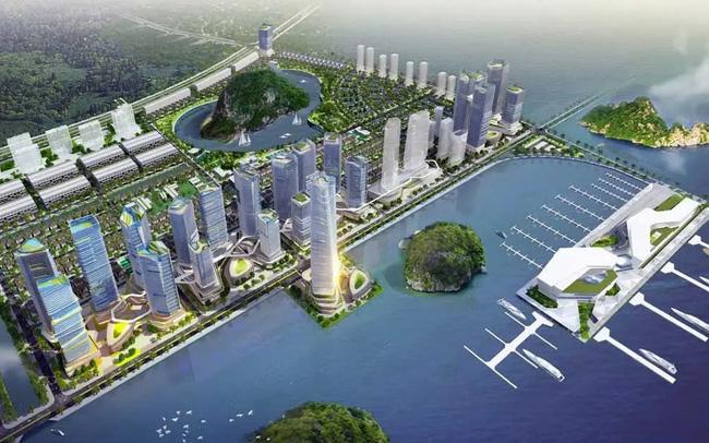 """Chuyển động mới tại """"siêu dự án"""" 3.611 tỷ đồng ở Vân Đồn"""